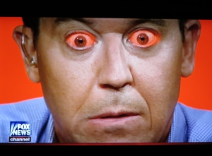 Red Eye on Red Eye