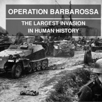 Operation Barbarossa ... a view through a fence-hole